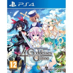 Cyberdimension Neptunia: 4...