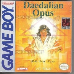Daedalian Opus Gameboy