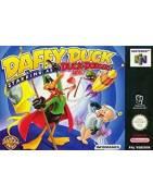 Daffy Duck Starring As Duck Dodgers N64