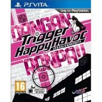 DanganRonpa Trigger Happy Havoc Playstation Vita