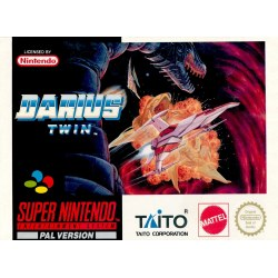 Darius Twin SNES