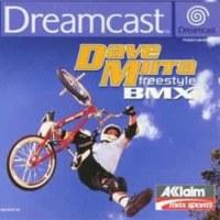 Dave Mirra Freestyle BMX Dreamcast