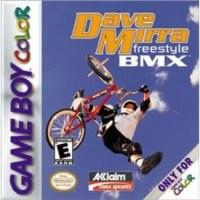 Dave Mirra Freestyle BMX Gameboy