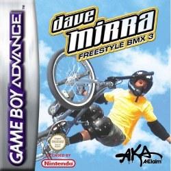 Dave Mirra Freestyle BMX 3 Gameboy Advance
