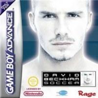 David Beckham Soccer Gameboy Advance