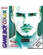 David Beckham Soccer Gameboy