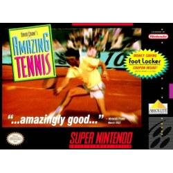 David Cranes Amazing Tennis SNES