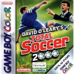 David O'Leary's Total Soccer 2000 Gameboy