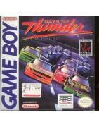 Days of Thunder Gameboy