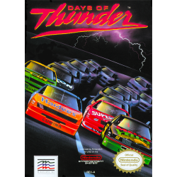 Days of Thunder NES