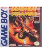 Dead Heat Scramble Gameboy