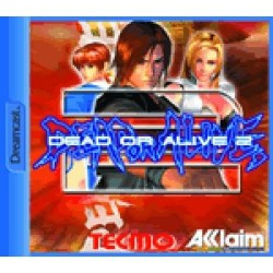 Dead or Alive 2 Dreamcast