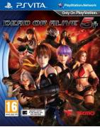 Dead or Alive 5+ Playstation Vita