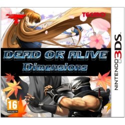 Dead or Alive: Dimensions 3DS