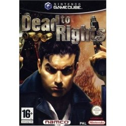 Dead to Rights Gamecube