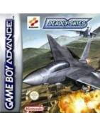 Deadly Skies Gameboy Advance