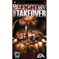 Def Jam Fight for New York: The Takeover PSP