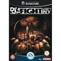 Def Jam Fight for NY Gamecube