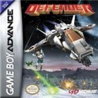 Defender Gameboy Advance