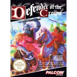 Defender of the Crown NES