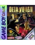 Deja Vu 1& 2 Gameboy