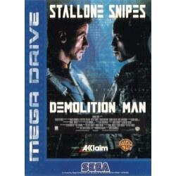 Demolition Man Megadrive