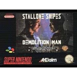 Demolition Man SNES