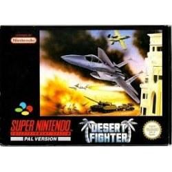 Desert Fighter SNES