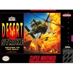 Desert Strike SNES