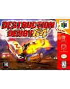 Destruction Derby 64 N64