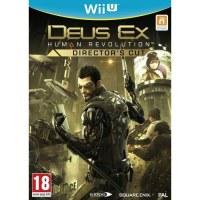 Deus Ex: Human Revolution Directors Cut Wii U
