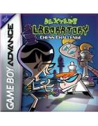 Dexter's Laboratory: Chess Challenge Gameboy Advance