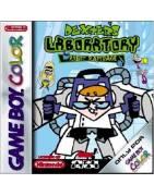 Dexter's Laboratory Robot Rampage Gameboy