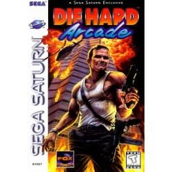 Die Hard Arcade Saturn