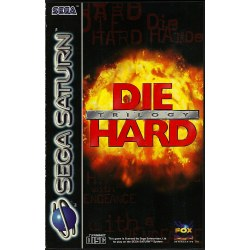Die Hard Trilogy Saturn