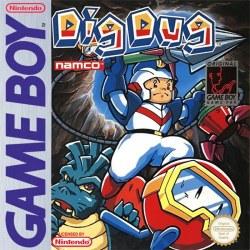 Dig Dug Gameboy