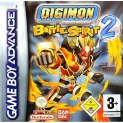 Digimon Battle Spirit 2 Gameboy Advance
