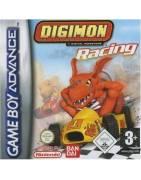 Digimon Racing Gameboy Advance
