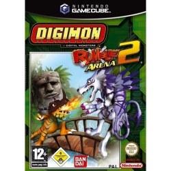 Digimon Rumble Arena 2 Gamecube