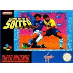 Dino Dini's Soccer SNES