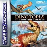 Dinotopia: The Timestone Pirates Gameboy Advance