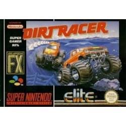 Dirt Racer SNES