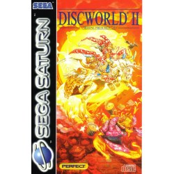 Discworld 2 Saturn