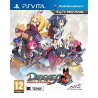 Disgaea 3: Absence of Detention Playstation Vita