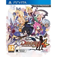 Disgaea 4: A Promise Revisited Playstation Vita