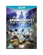 Disney Epic Mickey 2 The Power of Two Wii U