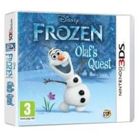 Disney Frozen Olafs Quest 3DS