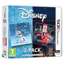 Disney Frozen/Big Hero 6...