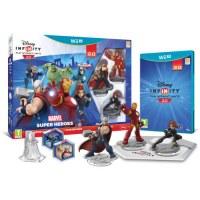 Disney Infinity 2.0 Marvel Super Heroes Starter Pack Wii U