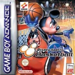 Disney Sports Basketball Gameboy Advance
